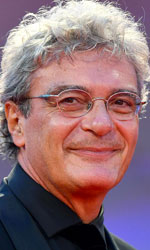 In foto Mario Martone (60 anni) Dall'articolo: Venezia 75, Martone e la rivoluzione femminile.
