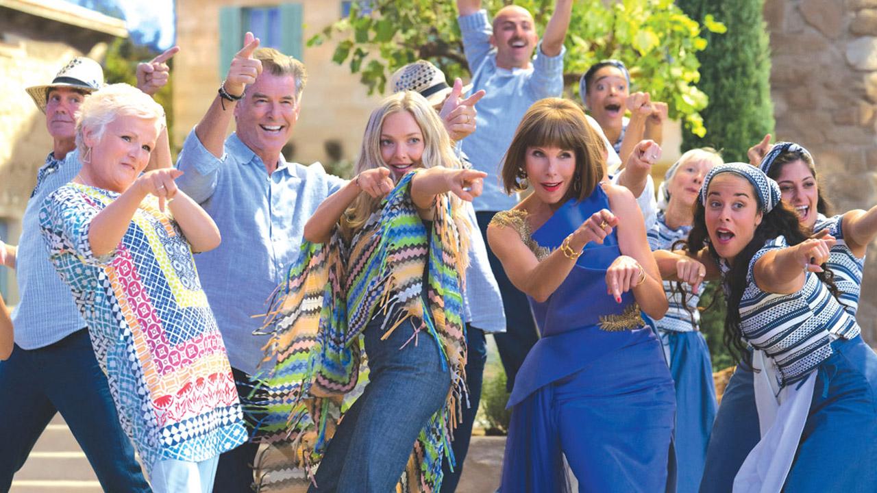 Controsorpasso Mamma Mia: 150mila euro e leadership del box office