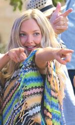In foto Amanda Seyfried (33 anni) Dall'articolo: Controsorpasso Mamma Mia: 150mila euro e leadership del box office.