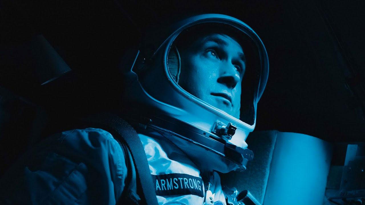 In foto Ryan Gosling (41 anni) Dall'articolo: Il primo uomo, il secondo trailer italiano del film.