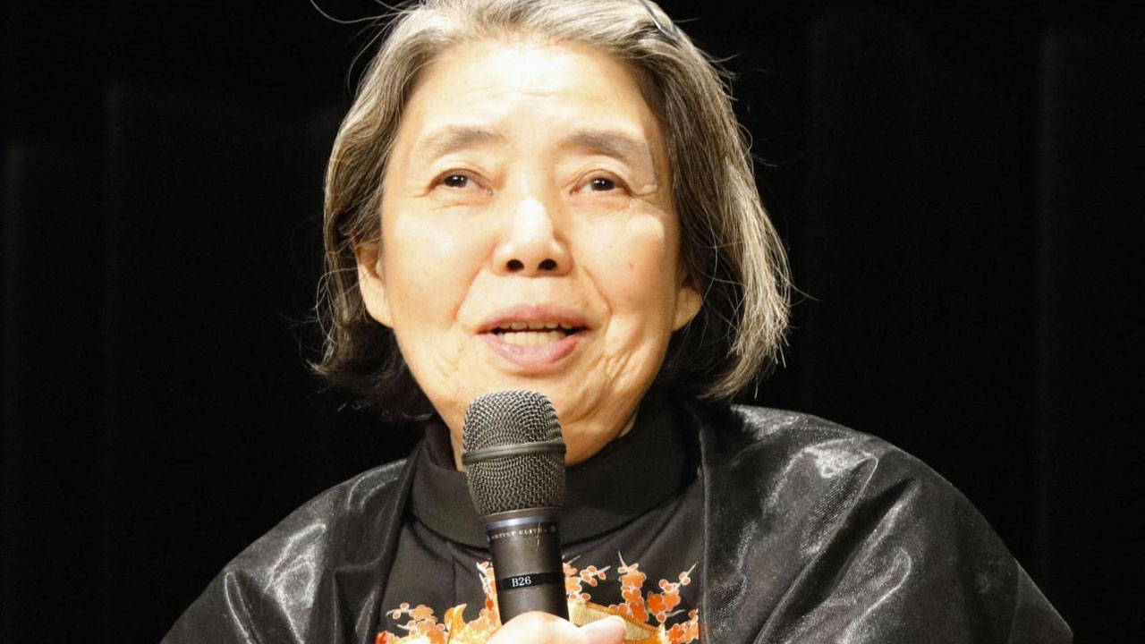 Addio a Kirin Kiki, grande attrice del cinema giapponese