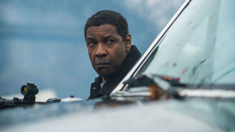 Fisico, mente e respiro, Denzel Washington è l'ultimo vendicatore