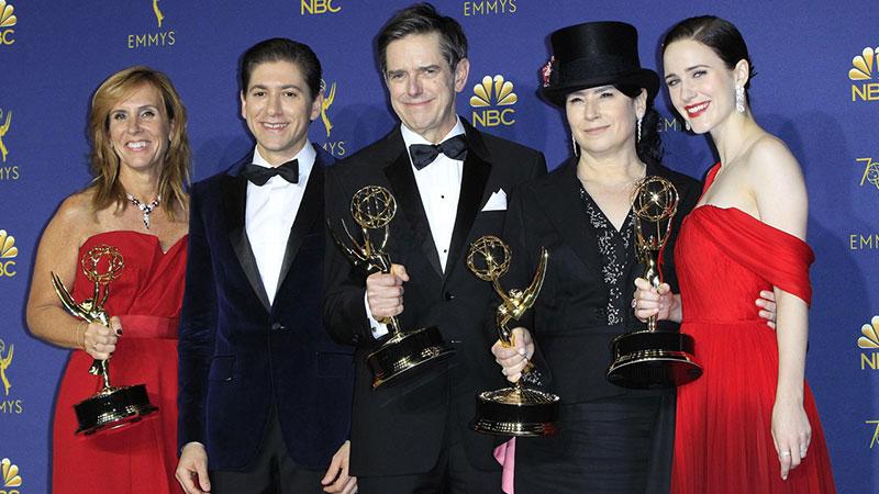 Emmy Awards 2018, trionfa La fantastica signora Maisel