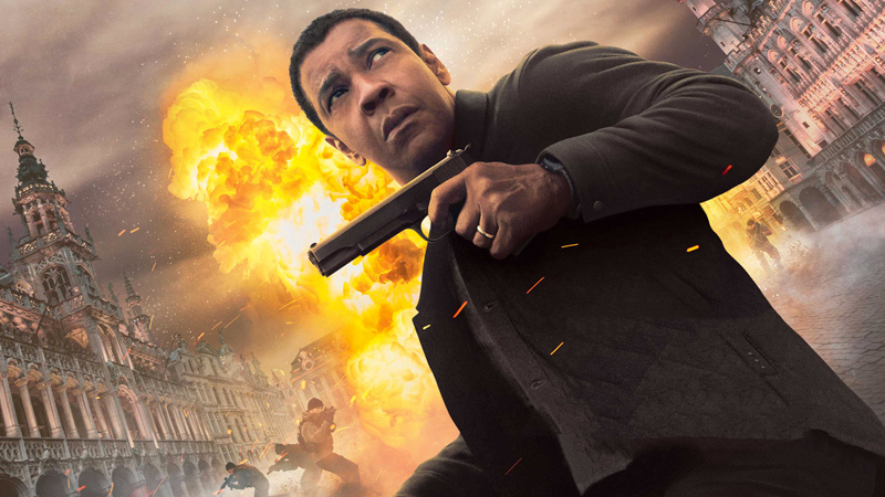 Cambia la classifica: The Equalizer 2 conquista la vetta del box office