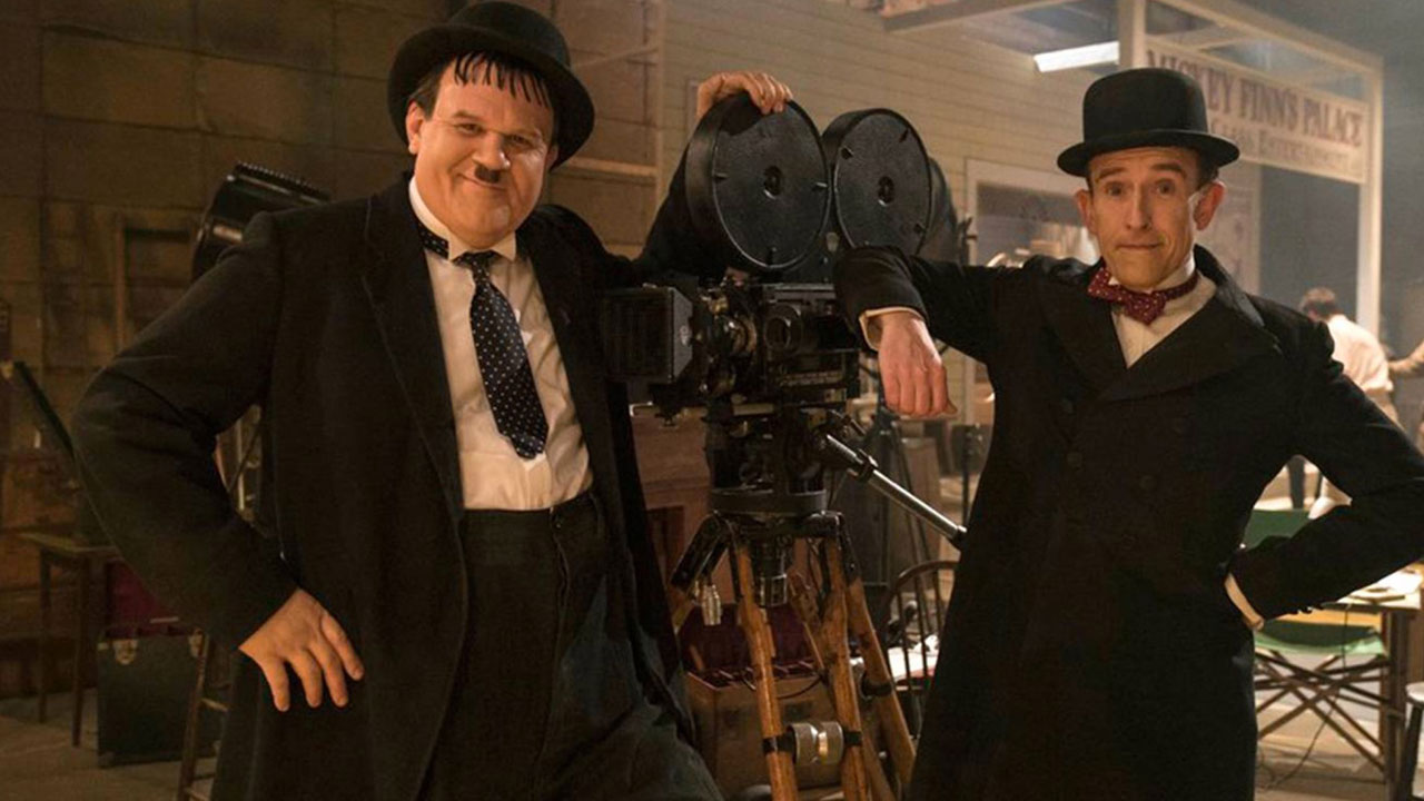 In foto John C. Reilly (54 anni) Dall'articolo: Stanlio e Ollio, il trailer originale del film [HD].
