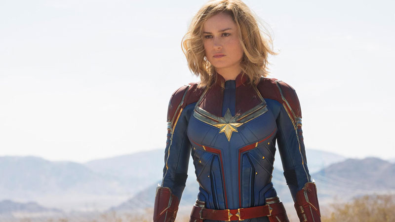 Captain Marvel, il trailer italiano del film [HD]