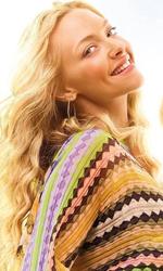 In foto Amanda Seyfried (33 anni) Dall'articolo: Mamma Mia! - Ci risiamo torna saldamente in testa al box office.