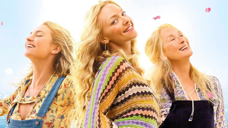 Mamma Mia! - Ci risiamo torna saldamente in testa al box office