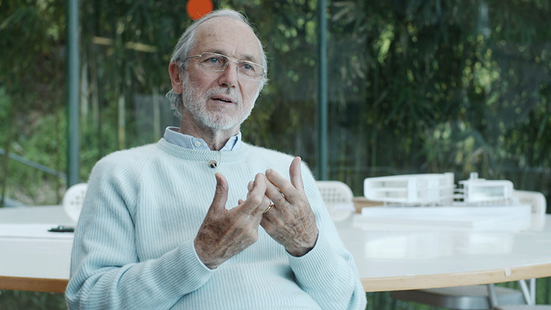 Renzo Piano, in un film l'ideale civile e culturale dell'archistar