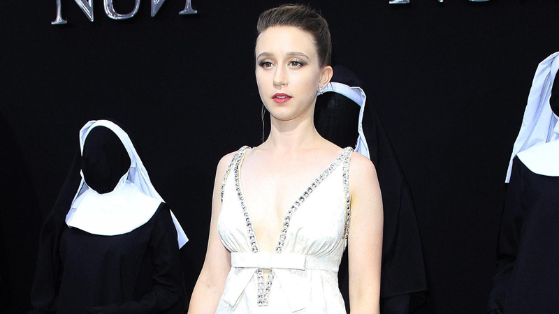 Taissa Farmiga, da American Horror Story a The Nun