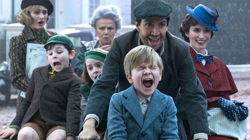 Il ritorno di Mary Poppins, il trailer italiano del film [HD]