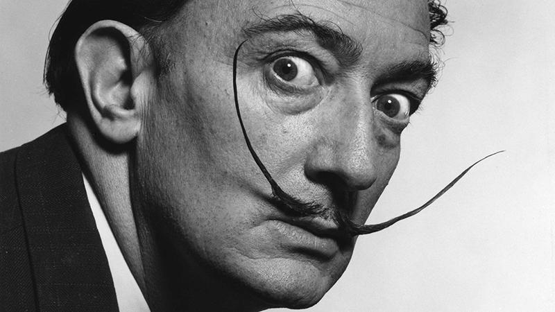 Salvador Dalì, un artista che è parte integrante del nostro quotidiano