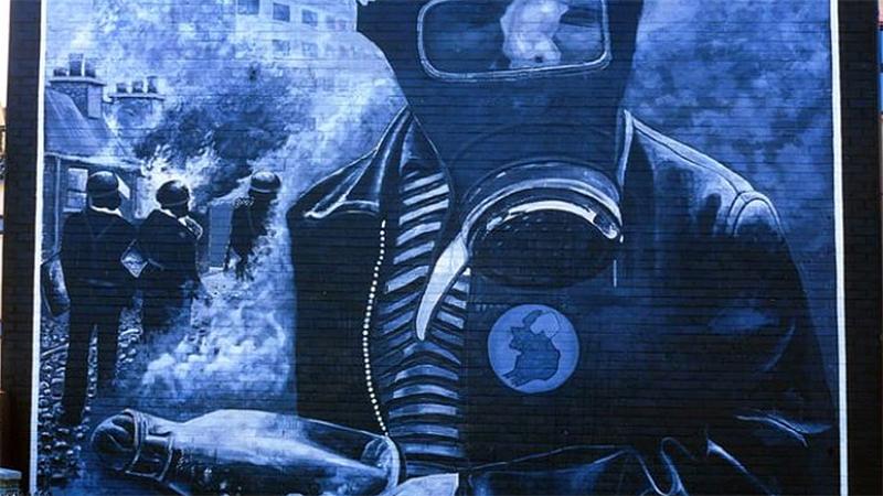Bogside Story, la strage del Bloody Sunday vista attraverso i murales