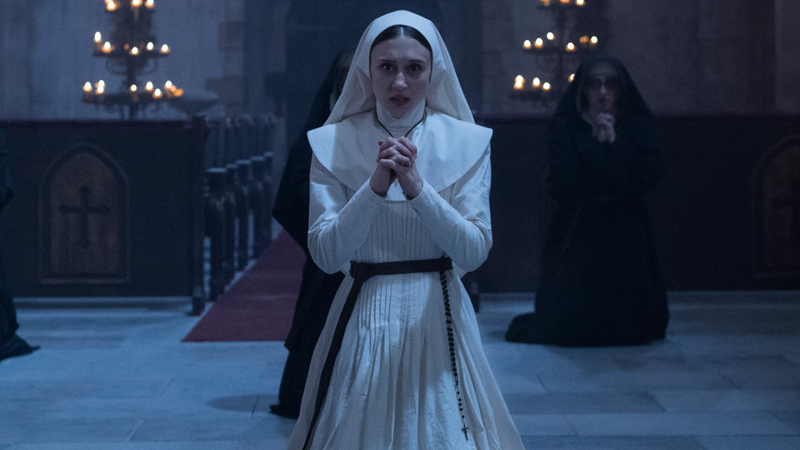 Clamoroso al box office: Gli Incredibili 2 subito scalzato, vince The Nun