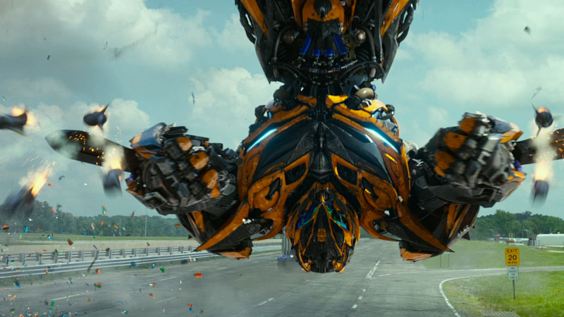 Bumblebee, il trailer italiano del film [HD]