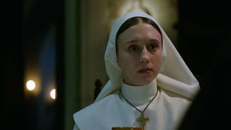 The Nun, l'horror da leggere dentro una visione cristiana