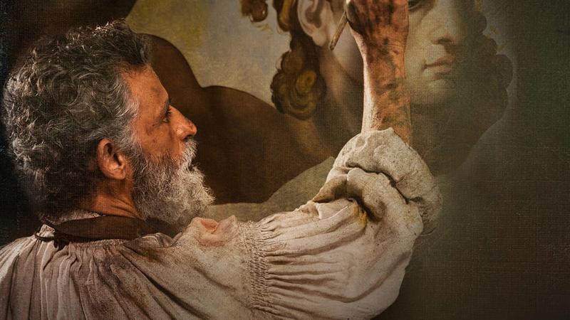 Michelangelo - Infinito, guarda l'inizio del film