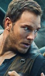 In foto Chris Pratt (39 anni) Dall'articolo: Jurassic World - Il regno distrutto su Rakuten TV a 5,99 Euro.