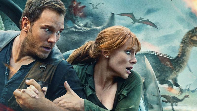 Jurassic World - Il regno distrutto su Rakuten TV a 5,99 Euro