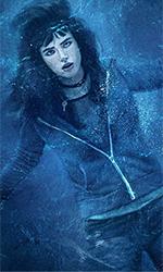 In foto Bella Thorne (23 anni) Dall'articolo: Sei ancora qui - I Still See You, thriller sci-fi con decise venature horror.