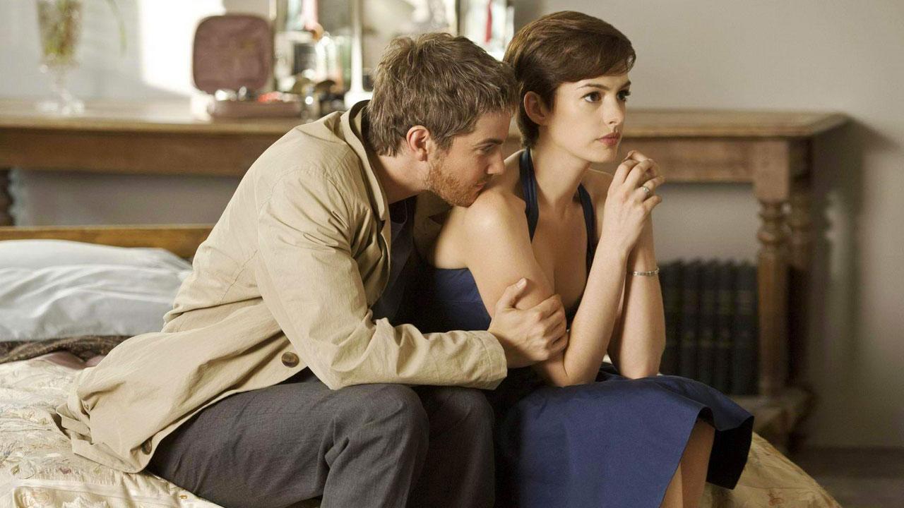 In foto Anne Hathaway (38 anni) Dall'articolo: Stasera in TV: i film da non perdere di giovedì 27 settembre 2018.
