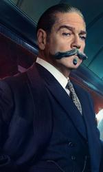 In foto Kenneth Branagh (60 anni) Dall'articolo: Assassinio sull'Orient Express, tutto l'ingegno e l'umanità di Poirot.