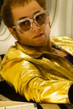 In foto Taron Egerton (30 anni) Dall'articolo: Rocketman, la prima immagine del biopic su Elton Jhon.