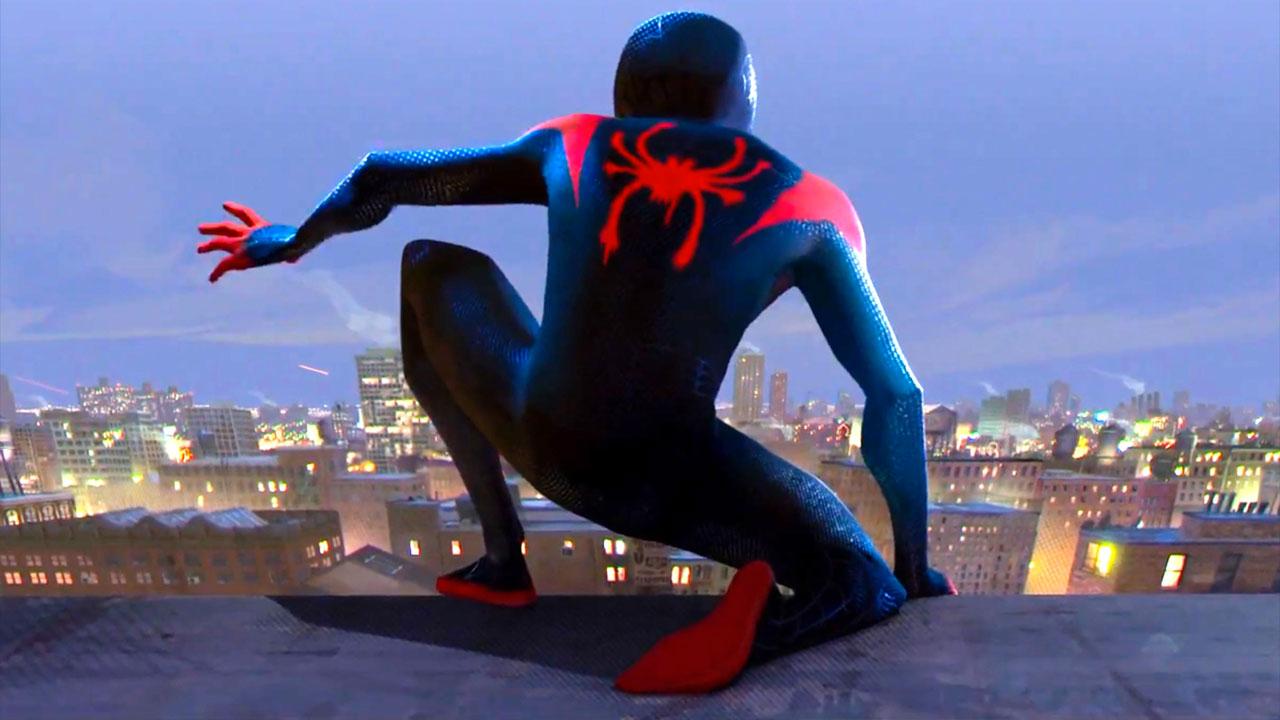 -  Dall'articolo: Spider-Man - Un Nuovo Universo, il trailer italiano del film [HD].