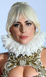 In foto Lady GaGa (32 anni) Dall'articolo: Lady Gaga, è nata un'attrice.