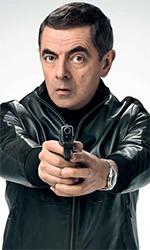 In foto Rowan Atkinson (65 anni) Dall'articolo: Johnny English colpisce ancora, il divertimento è analogico ma garantito.