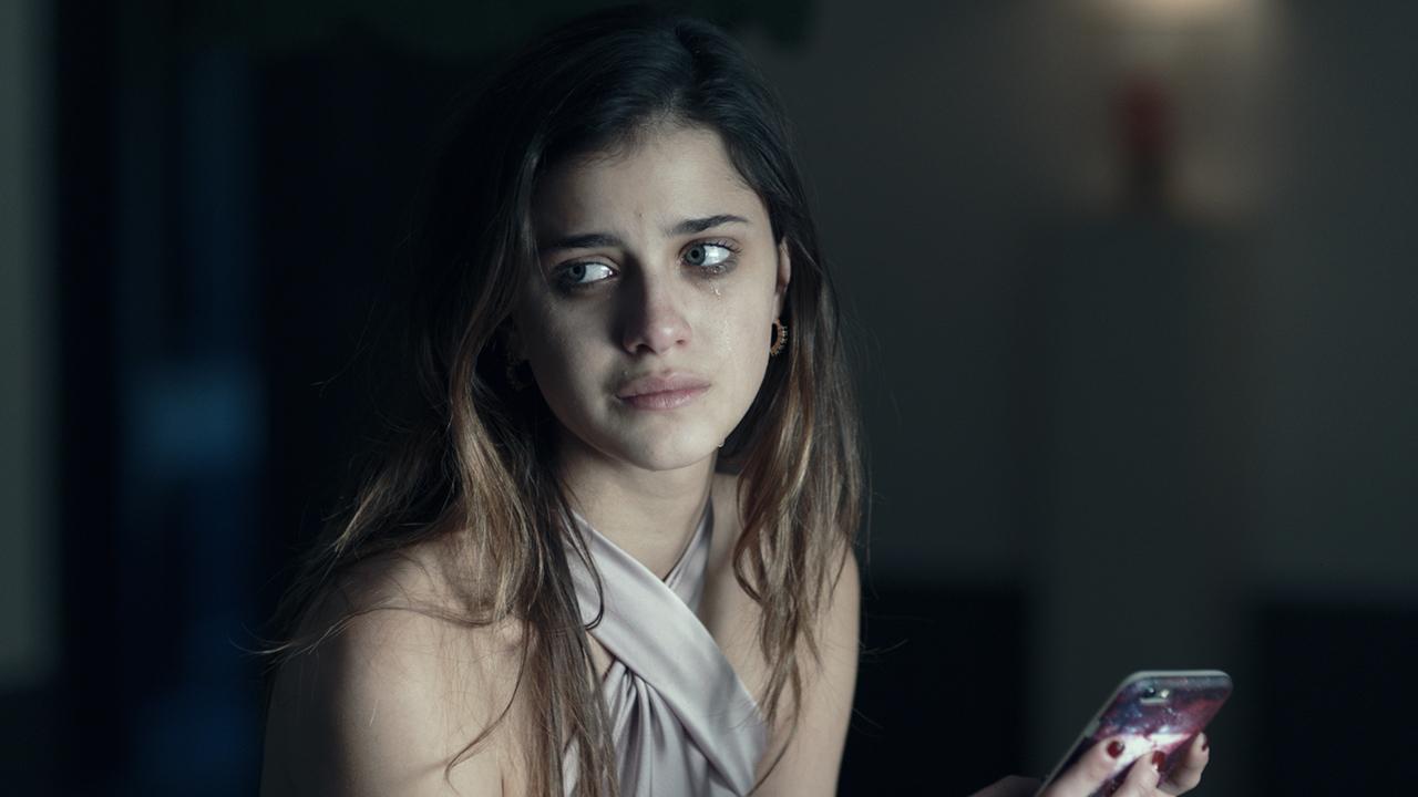 In foto Benedetta Porcaroli Dall'articolo: Tutte le mie notti, il teaser trailer del film [HD].