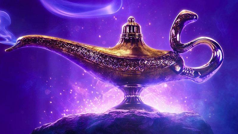 Aladdin, il teaser poster italiano del film