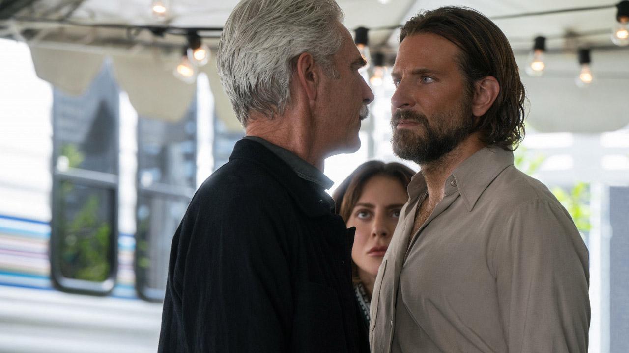 In foto Bradley Cooper (46 anni) Dall'articolo: A Star is Born doppia Venom: altri 40.000 spettatori per il film di Bradley Cooper.