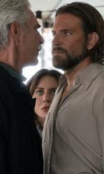 In foto Bradley Cooper (43 anni) Dall'articolo: A Star is Born doppia Venom: altri 40.000 spettatori per il film di Bradley Cooper.