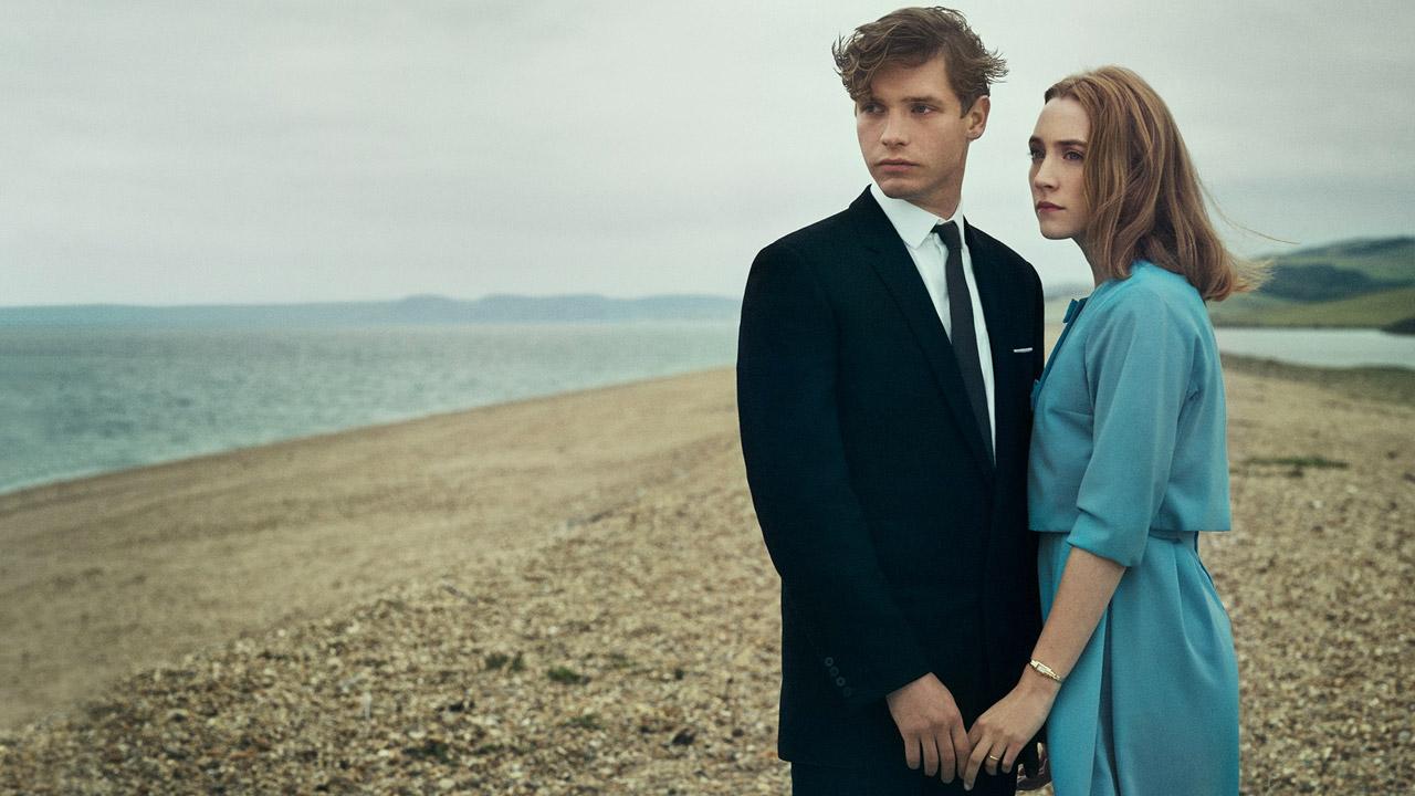 In foto Saoirse Ronan (26 anni) Dall'articolo: Chesil Beach, il trailer del film con Saoirse Ronan.