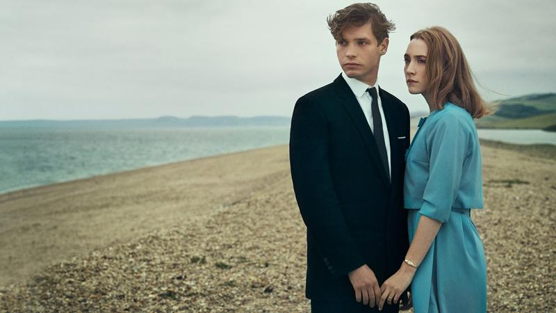 Chesil Beach, il trailer del film con Saoirse Ronan