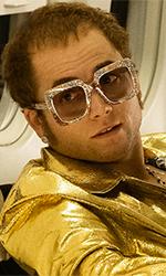 In foto Taron Egerton (30 anni) Dall'articolo: Rocketman, la difficile sfida del biopic musicale.