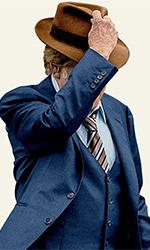 In foto Robert Redford (84 anni) Dall'articolo: Old Man & the Gun, un film che racchiude un'intera carriera.