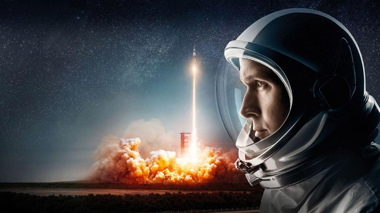 In foto Ryan Gosling (41 anni) Dall'articolo: First Man - Il primo uomo, nostalgia per un'America che non c'è più.