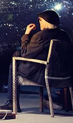 In foto Andrea Camilleri (93 anni) Dall'articolo: Conversazione su Tiresia, Camilleri si conferma maestro assoluto della narrazione.
