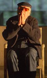 In foto Andrea Camilleri (93 anni) Dall'articolo: Camilleri incanta: mezzo milione di euro per Conversazione su Tiresia.