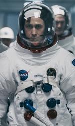 In foto Ryan Gosling (41 anni) Dall'articolo: Il passaparola funziona: First Man sale al secondo posto del box office.