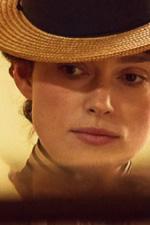 In foto Keira Knightley (33 anni) Dall'articolo: Colette, il trailer italiano del film [HD].