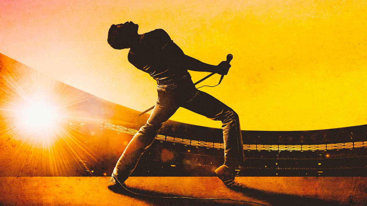 In foto Rami Malek (38 anni) Dall'articolo: Bohemian Rhapsody, un biopic che si sforza di piacere a tutti.