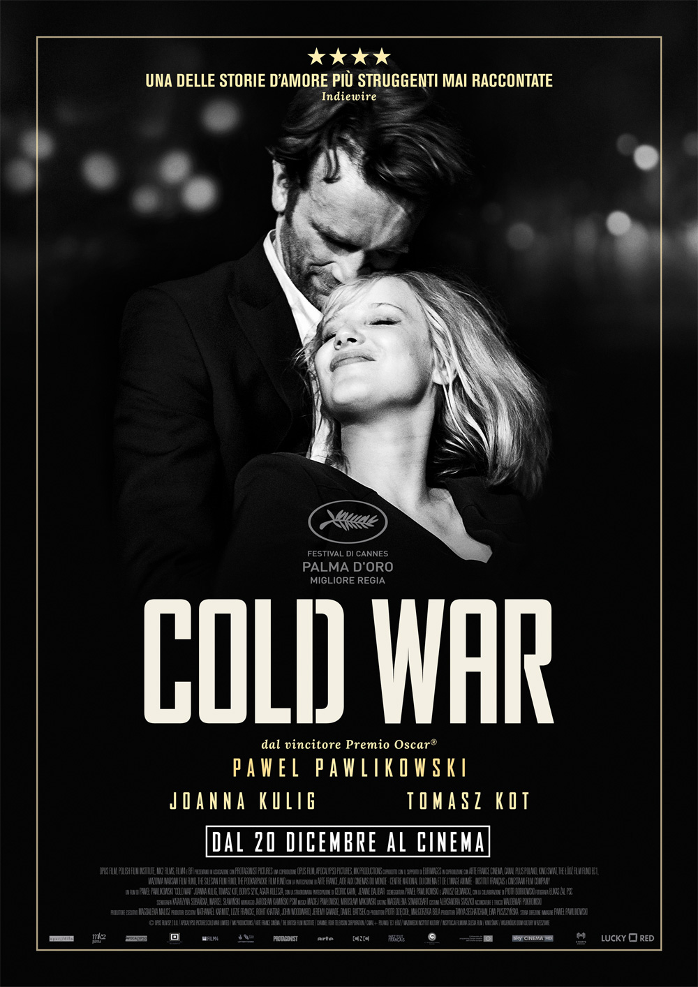 Cold War Film 2018 Mymovies It