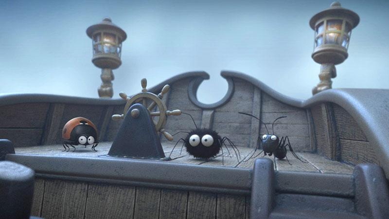 Minuscule - Mandibles From Far Away, il trailer originale del film [HD]