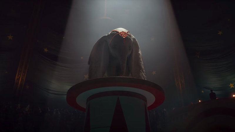 Dumbo, il trailer originale del film [HD]