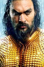 In foto Jason Momoa (40 anni) Dall'articolo: Aquaman, il trailer italiano finale del film [HD].