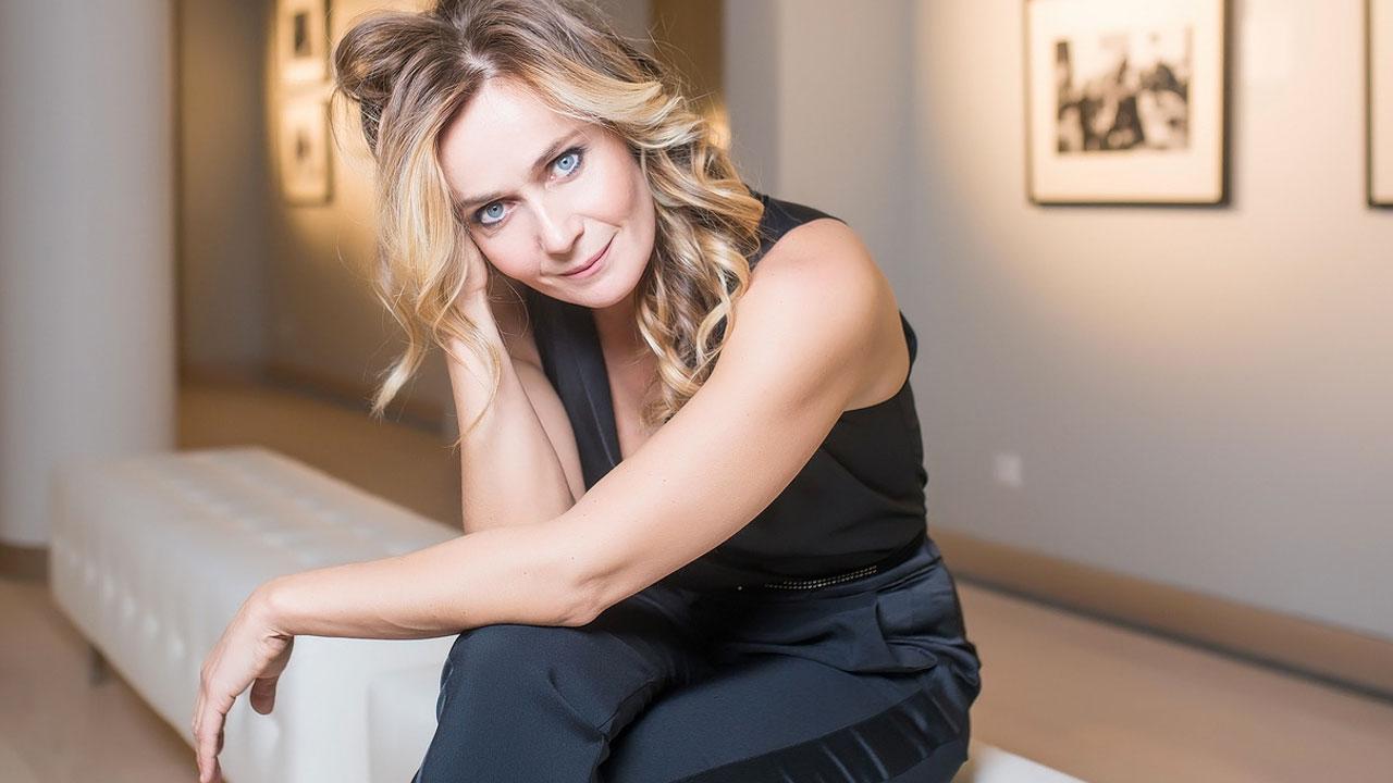 Lucia Mascino è la madrina del 36° Torino Film Festival -