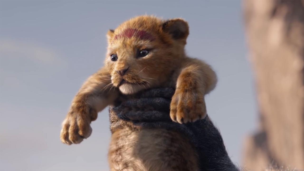 -  Dall'articolo: Il Re Leone, il primo trailer italiano del film [HD].